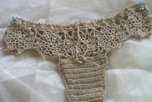 crochet tanga