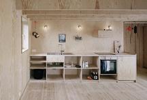 Kitchen a dining rooms / Kuchyně a jídelny