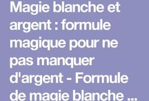 Magie blanche protection