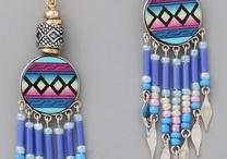 JewelMint Desert Sand Earrings