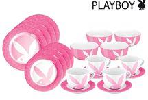 Playboy z porcelánu