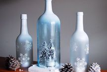 flaske dekor
