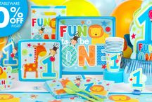 First Birthday / All parents pull out all the stops for their child's First Birthday Party! Here are some ideas for boys & girls First Birthday Parties!