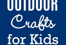 outdoor craft foro kids