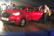 Nissan redi-Go Car Launch