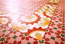 We LOVE patchwork! / Cementtiles Patchwork