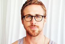Celebrities in Glasses / Chic, sophisticated, stylish, celebrities in glasses give us  looks to thrive after.