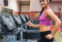 Gym Time / by Kellsey Hoehner