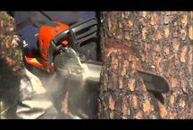 Chainsaw How To / by Husqvarna USA