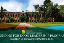 FUNDING FOR DOON LEADERSHIP PROGRAMME / My name is Shubham and I am currently pursuing 10 grade.  I love to learn and I believe the best way to learn is from our surroundings and nature. To learn more I would like to go to Doon school for summer program which will be held in June. I have already received the offer letter for the program.