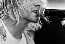 Kurt Cobain / by ben&johnson