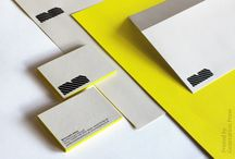 Design / Business Cards + Branding