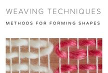 Weaving Плетение Ткачество
