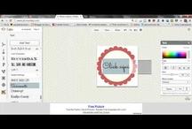 Tutoriales para tu blog / Vídeo tutoriales para personalizar tu blog de Blogger  www.mamaquieroserblogger.com / by Isabel | Mamá, quiero ser blogger