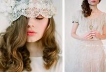 I Want That Wedding Head & Hair Pieces / by Vicki Sleet