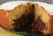torta alla nutella nua