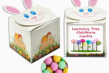 Promotional Confectionery Easter Treats / Chocolate or sweet treat yum for your clients and staff.