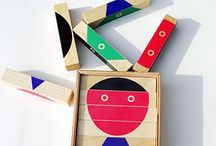 wooden blocks ideas