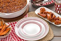 Summer & Outdoor Entertaining / Tips, ideas, and recipes for eating and entertaining outdoors / by Corelle Dining