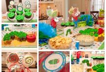 Ideas for Lilly's 1st birthday