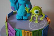 Cake - Monsters