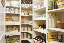 Pantries kitchen storage
