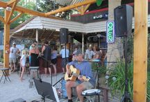 Live Tunes at the Tiki Bar / Weekends are always something to look forward to at Pirates Hideaway! Live music by the lake and good vibes. Eagle River, WI www.eagleriverpirates.com