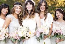 All white wedding / by Angelena Gibson