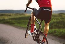 Cycling photography