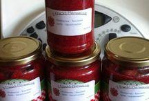 marmeladen mit und ohne thermomix