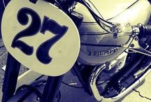 Triumph Pre-Unit Motorcycles