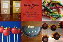 Room- Mom 101/ class ideas / by Mindi Moss