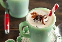 Christmas foods, edible gifts