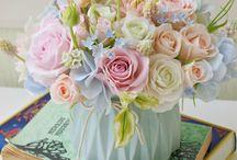 flori cerate