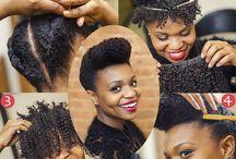 CurlSistas Hair Looks / Looks Achieved Using Curlsistas Hair Extensions