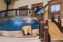 Pirate Bunk Room / by Lisa McMullen