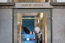 Giorgio Armani Milano Design Week 2018
