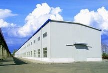 Steel Structure Buildings / Steel structure building is a new type of building structure system. The building structure system is formed by the main framework through linking up the H beam,C purline,Z purline,U purline steel components.Roof and wall using a variety of panels together with other components such as windows and doors.