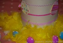 Easter bonnets  / by Tanis Boyd