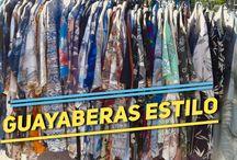 Guayaberas ESTILO
