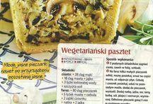 Przepisy kulinarne - pasztety