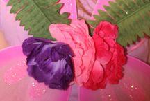 Garden Fairy Birthday Party / Garden Fairy Birthday Party
