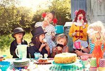 Fiestas Infantiles / Ideas para celebrar Fiestas de Niños y Cumpleaños Infantiles / by DecoPeques- Decoración infantil