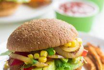 vegetarian / by Manda Blogs About...