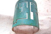 ef joyas / Joyas de plata y cobre