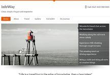Wordpress Templates I like