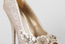 Glitter Wedding Ideas / Here are some amazing glitter wedding ideas to make your wedding sparkle.