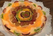 Tortas Fer / Las tortas que podes encargar, algunas de fruta solo en estacion