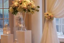 Altar Decor / Wedding Flowers, Weddings Niagara on the Lake, Cathy Martin Flowers, Altar Arrangement Ideas