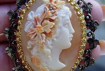 Jewelry of Cameo's / by Monique Andersen